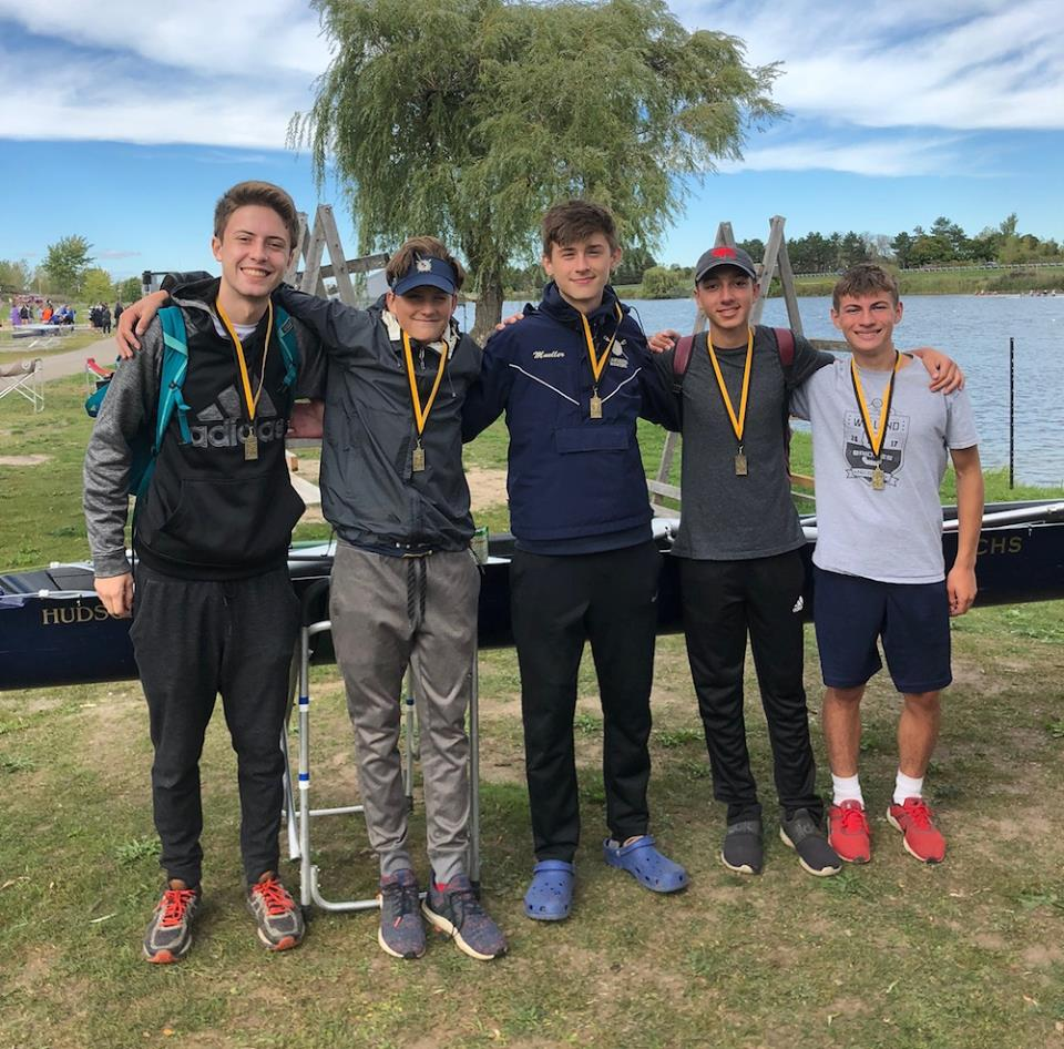 Canisius Rowers Take Gold and Bronze at Welland Ontario Regatta