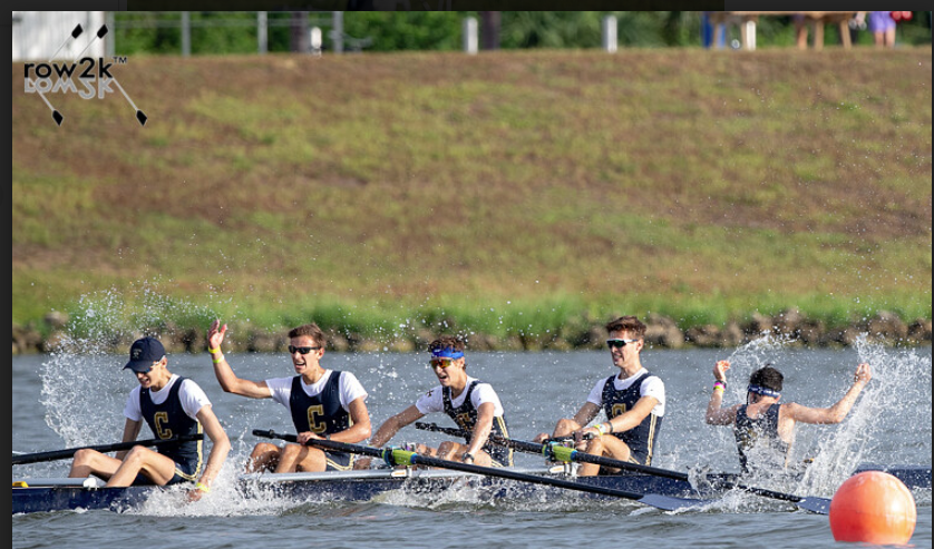 Canisius High School Lightweight 4 Plus Coxswain Wins Gold at US Rowing Youth Nationals